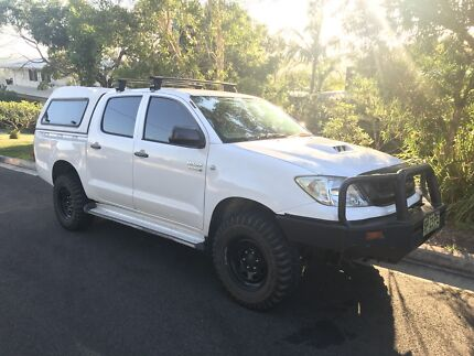 Toyota Hilux 2010 SR Freshwater Manly Area Preview