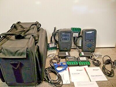 Megger Sct2000 Structured Lan Cable Tester Batteries Wont Hold A Charge