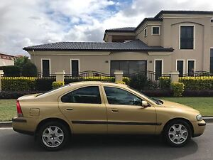 2003 Volvo S60 4cyl Auto low 78k with rego and RWC $4800 Carindale Brisbane South East Preview