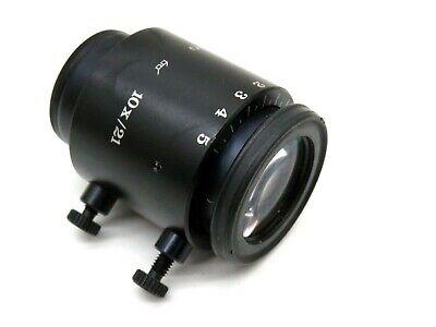 Wild Heerbrugg 10x21 Objective Lens
