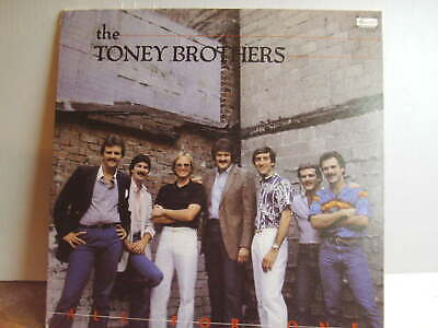 THE TONEY BROTHERS ALL FOR ONE LP , SKYLITE SLP-6276, 1983 ,LP VINYL