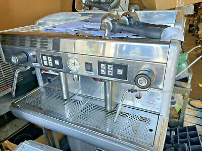 Wega Nova 2 Group Commercial Espresso Coffee Machines Tested Serviced Ready