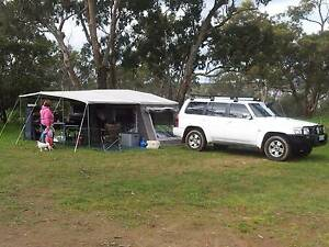 Ezytrail Camper Trailer BUCKLAND LX Mount Gambier Grant Area Preview