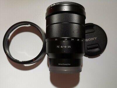 Sony FE 16-35mm F4 ZA OSS Zeiss Vario-Tessar T* Lens