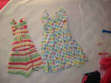 Dora Dress and Jacket, Tinkerbell Overalls. Size 5 Beechboro Swan Area Preview