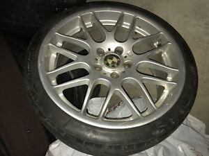 BMW Rims and Tiers