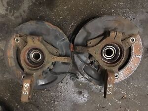 Subaru Impreza WRX and Forester and legacy spindle