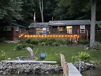 Cottage rental for Thanksgiving . Oct 7-11.