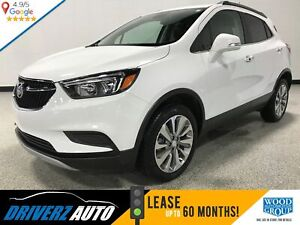 2017 Buick Encore Preferred ONE OWNER, CLEAN CARFAX, AWD