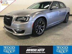 2017 Chrysler 300 S S EDITION, LOADED