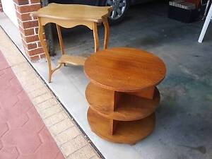 Solid Oak Tables Bolwarra Maitland Area Preview