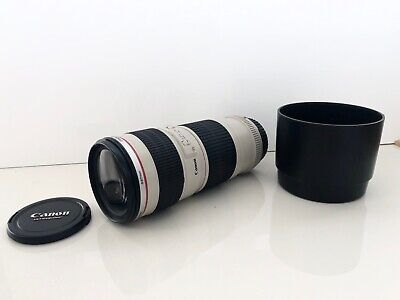Canon EF 70-200mm f/4 L IS USM Telephoto Lens