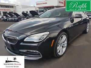 2017 BMW 6 Series Xdrive Gran Coupe-Pristine condition