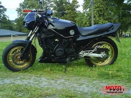 Honda VF 750 1983 MotorBike
