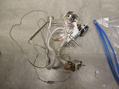 Agilent Hp 5890 Gc Gas Chromatograph Packed Column Inlet Flow Module