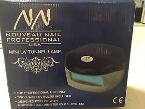UV shellac nail lamp The Gap Brisbane North West Preview