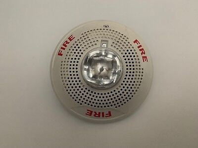 System Sensor Spscw Spectralert Advance Fire Alarm Speakerstrobe Ceiling White