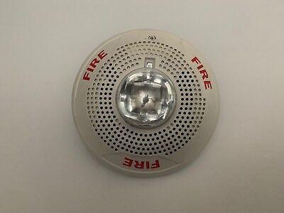 System Sensor Spscw Spectralert Advance Fire Alarm Speakerstrobe Ceiling White