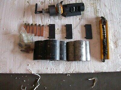 Mathey Dearman Pipe Cutter Beveler Machine