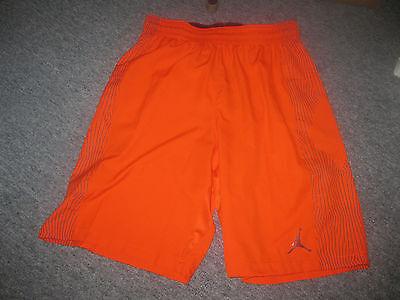 809b318f540e NIKE Jordan Franklin Street Mens Basketball Shorts Size Large NEW 519682-828
