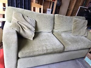 Love Seat with matching chairs