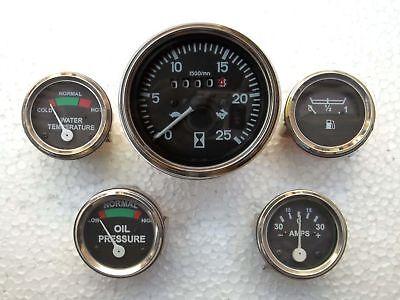 Massey Ferguson Tachometer For Mf35 Mf50 Mf65 Mf135 Mf150 Gauges