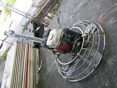 7999 Bartell 36 B436 Regular Handle Power Trowel Concrete Tools