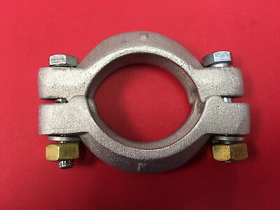 International Tractor 362300r1 Exhaust Muffler Clamp 404 444 504 350 300 Utility