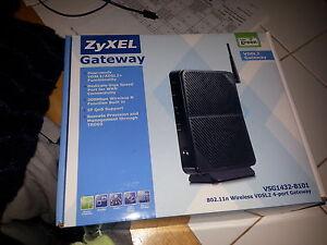 VDSL2 wireless modem