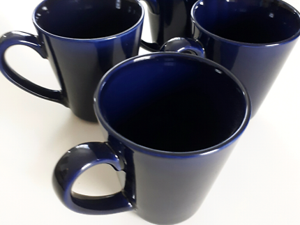 Brand New Mugs (Set of 4 cups)