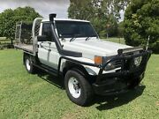 Toyota landcruiser 75 series Bluewater Townsville Surrounds Preview