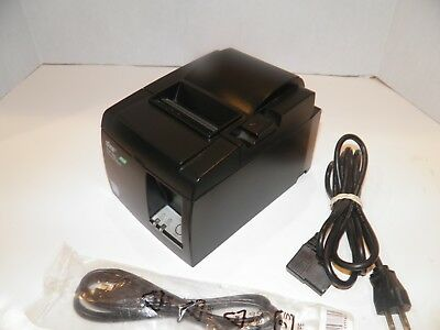 Star Tsp100 Model 143iiu Thermal Pos Receipt Printer Usb W Power Cord 143iiu
