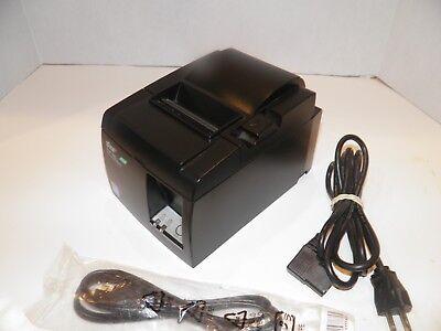 Star Tsp100 Model 143iiu Thermal Pos Receipt Printer Usb W Power Cord 143iiu