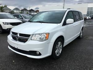 Dodge Grand Caravan Crew Plus 2018 CUIR/GPS