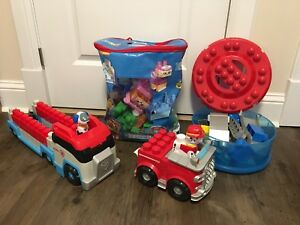 Paw Patrol Blocks