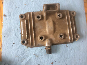 1969 Honda CL175 Engine Head Cover