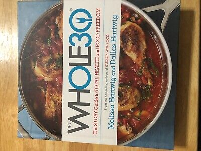 the whole 30 -total health- book