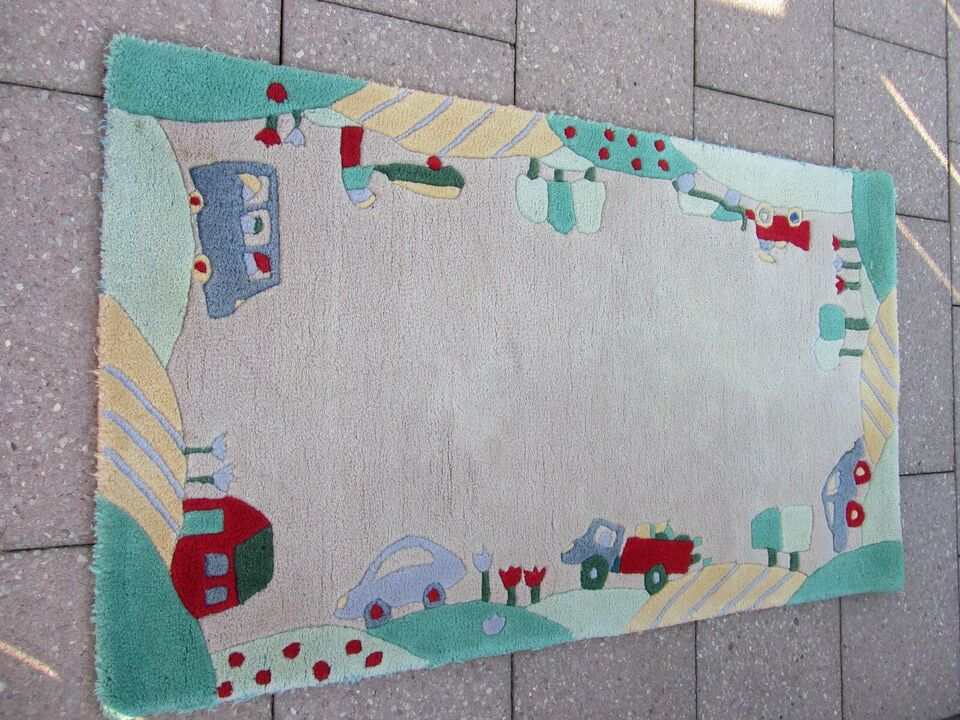 Kinderzimmer-Teppich 90x160 Kurzflor in Memmelsdorf