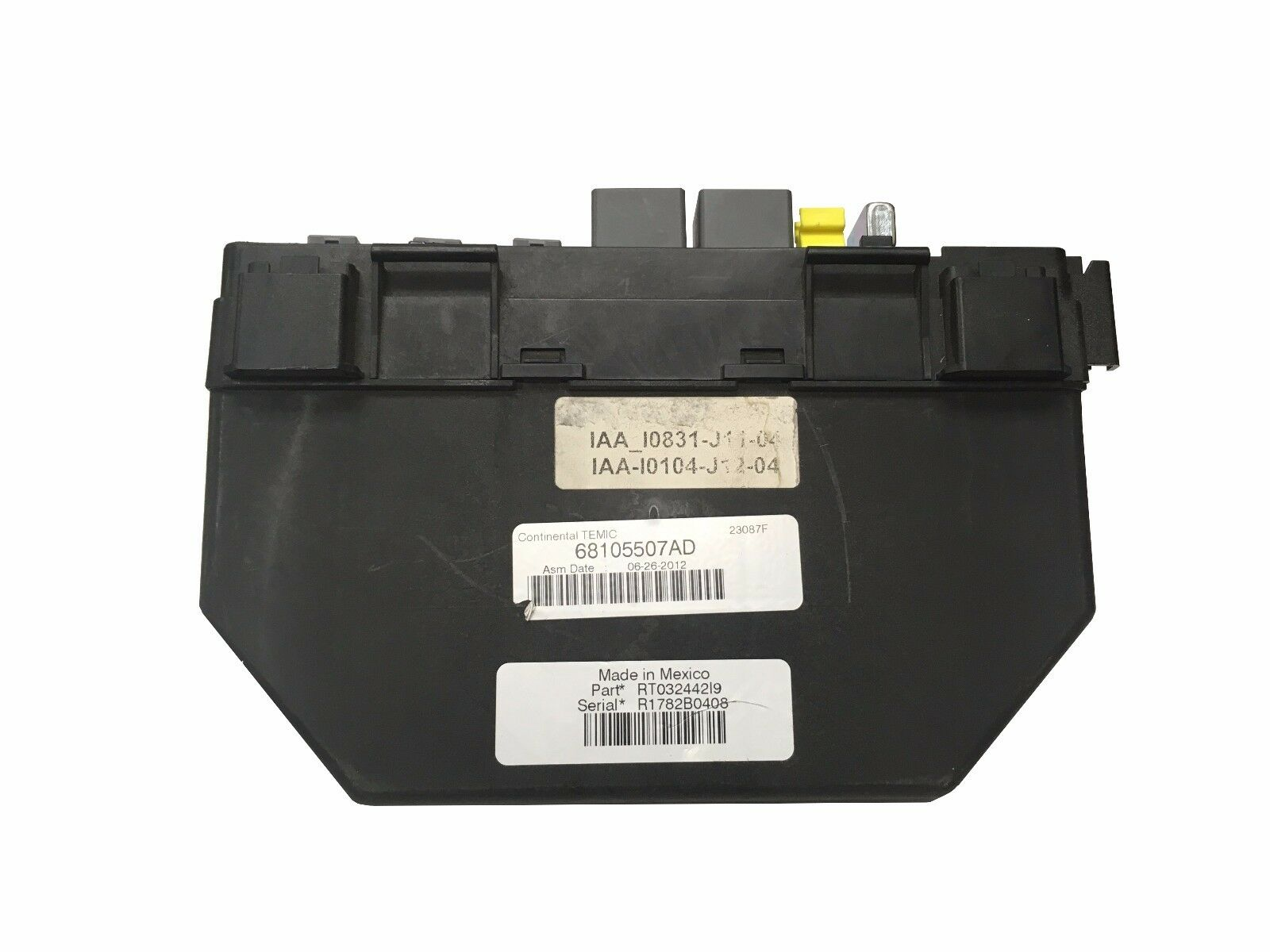 Used Ram 5500 Computers And Cruise Control Parts For Sale 1991 Dodge Durango Fuse Box Repair Kit 4 1500 2500 3500 Tipm 2011 2013