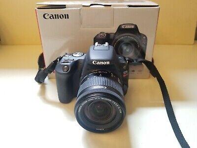 Canon EOS Rebel SL2 24.2MP Digital Camera - Black (Kit with EF-S 18-55mm IS STM