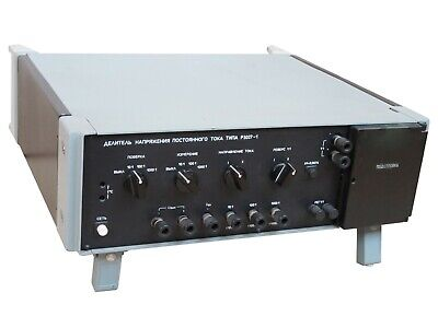 000021kv P3027-1 Decade Voltage Divider Dekavider An-g.flukehpg.remcoesi