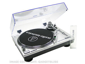 Audio-Technica AT-LP120-USB USB/TRADITIONAL TURNTABLE