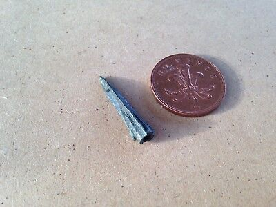 ANCIENT GREEK BRONZE ARROWHEAD CIRCA 600BC 30mm