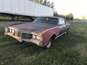 1968 Oldsmobile delta 88, updated chassis