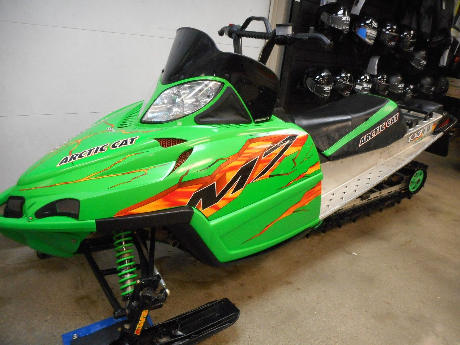 2006 Arctic Cat M7 NO RESERVE AUCTION!