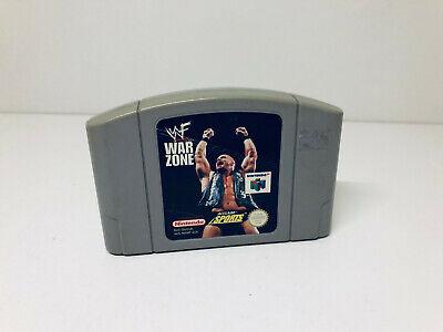 WWF Warzone für Nintendo 64 / N64