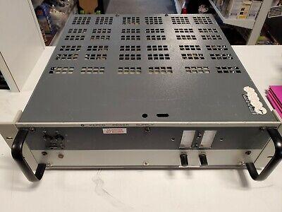 Kepco Jqe 15-50m 15v 50a 1000w Full Rack Power Supply