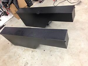 "2-60"" DELTA tool boxes"
