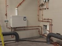 Plumber Gas Fitter for Project