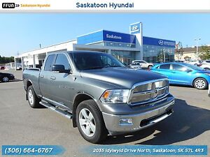 2011 Dodge Ram 1500 PST Paid - No Accidents